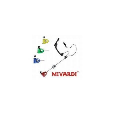 SWINGER MIVARDI No:135 ILUMINATED- ALBASTRU