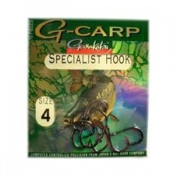 G-CARP SPECIALIST nr.1/0