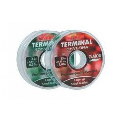 FIR TEXTIL TERMINAL DYNEEMA-GREEN